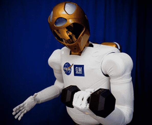 Robonaut 2, Image Credit : NASA