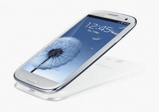 Samsung Galaxy S III, Image Credit : http://cdn.thetechjournal.com