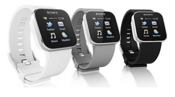 Sony SmartWatch, Image Credit : http://mirolta.com