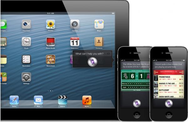 iOS 6, Image Credit : apple.com