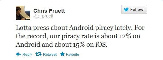 Chris Pruett, Image Credit: twitter.com