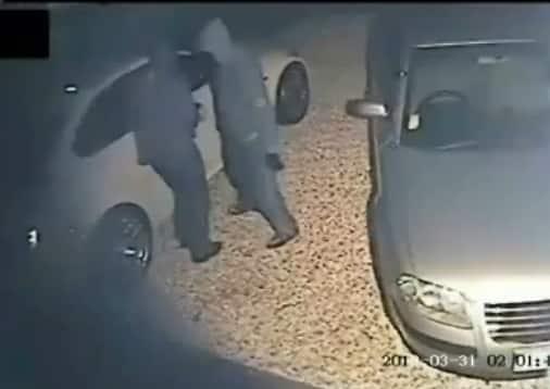 Keyless BMW Theft