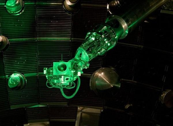 Most Powerful Laser Shot, Image Credit : lasers.llnl.gov
