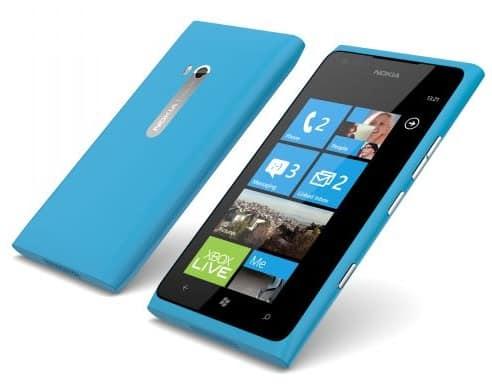 Nokia Lumia 900, Image credit: nokia.com