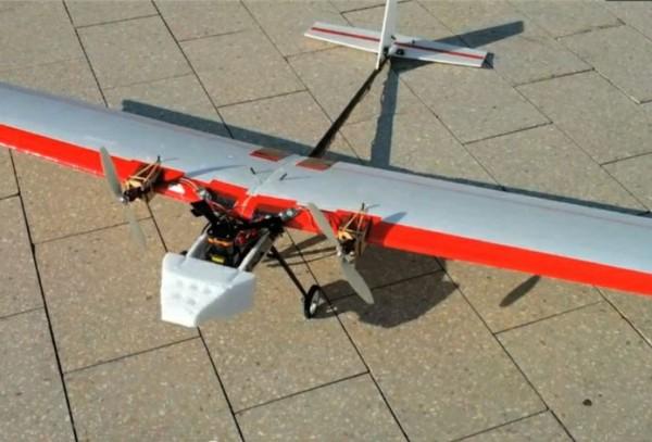Autonomous Robotic Airplane