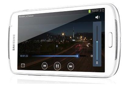Galaxy Player 5.8, image credit: samsungtomorrow.com