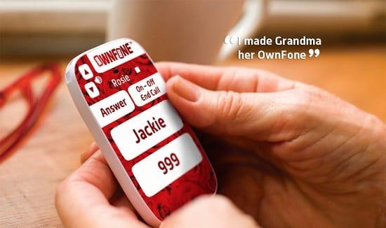 OwnFone, image credit: myownfone.com