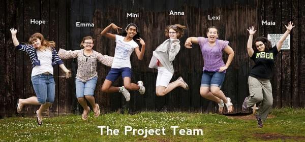 Six 6th Grade Girls From Kentucky
