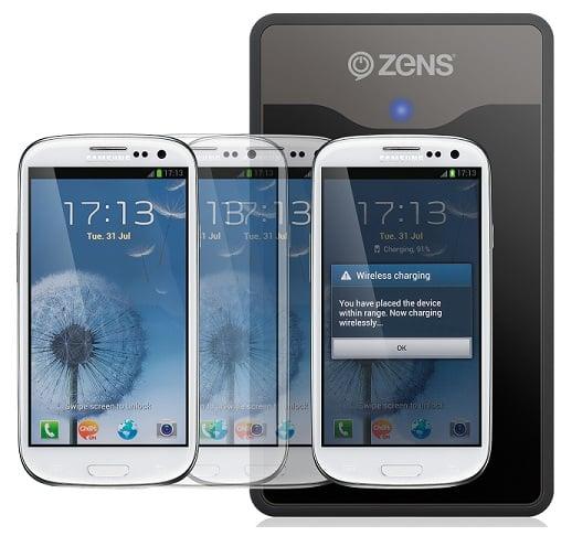 Zens Wireless Charging Kit, Image credit: phonearena.com