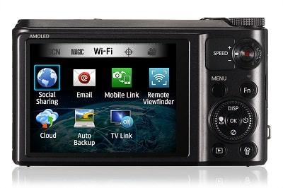 Samsung WB850F-1, image credit: samsung.com