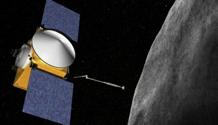 Choose A Name For (101955) 1999 RQ36 Asteroid, Image Credit : NASA / Univ. of Ariz.