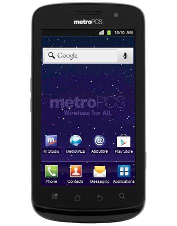 Coolpad Quattro 4G, image credit: metropcs.com