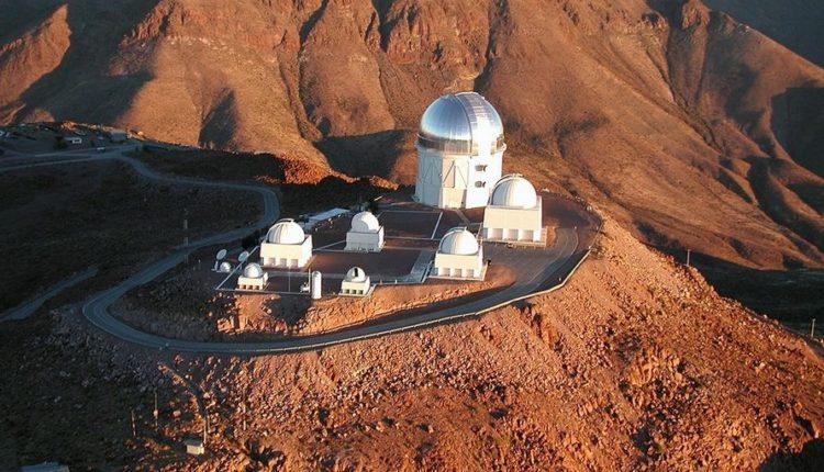 Dark Energy Camera On Victor M. Blanco Telescope, Image Credit : NOAO/AURA/NSF