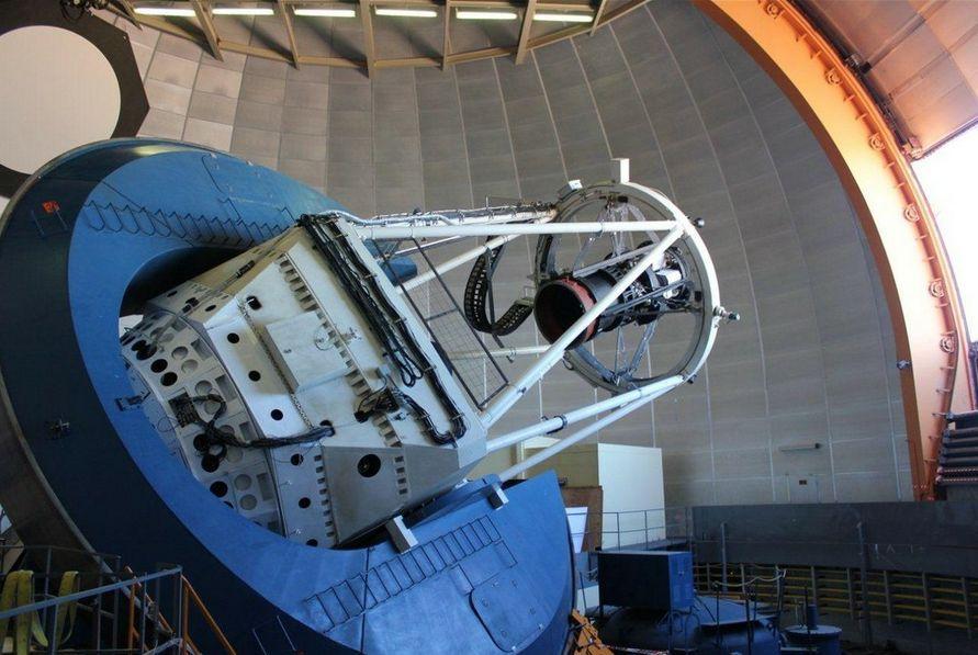 Dark Energy Camera, Image Credit : Dark Energy Survey Collaboration