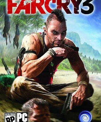 Far cry 3 cover, image credit press photos