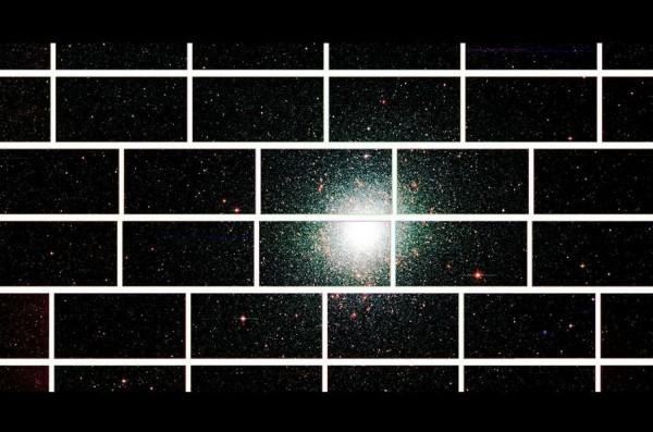 Image Of 47 Tucanae Captured By Dark Energy Camera