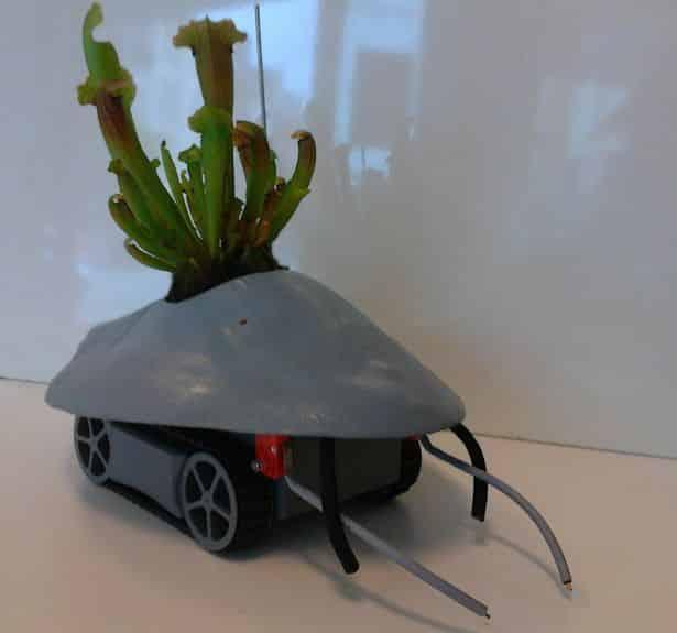Plant Host Drone (PHD), Image Credit : Stephen Verstraete