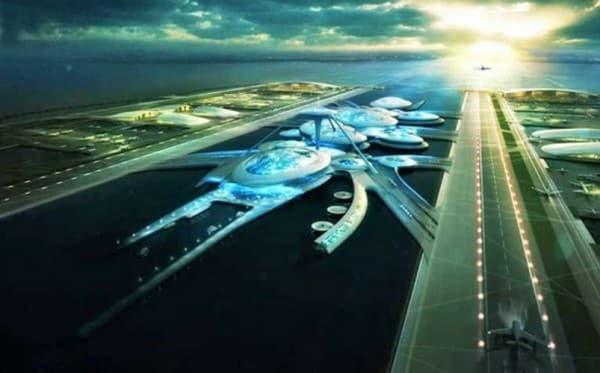 London Britannia Airport