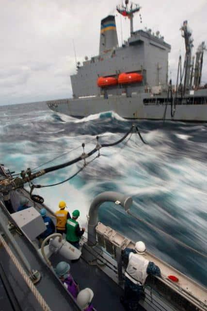 U.S. Navy Military Sea Lift Command