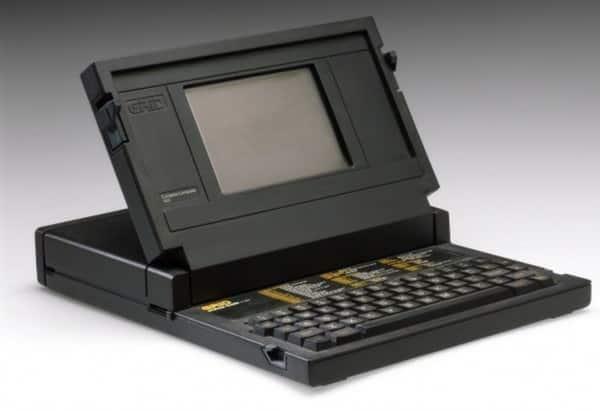 World's First Laptop Computer GRiD Compass