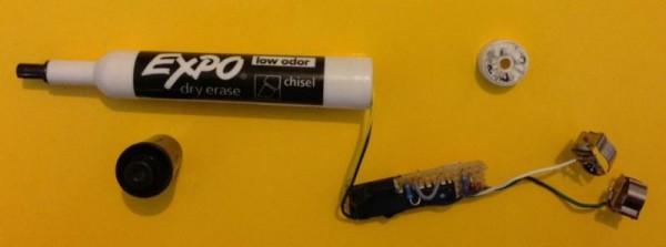 Dry Erase Marker Alike Hotel Door Opener Pen