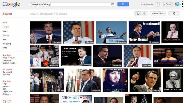Mitt romney search results