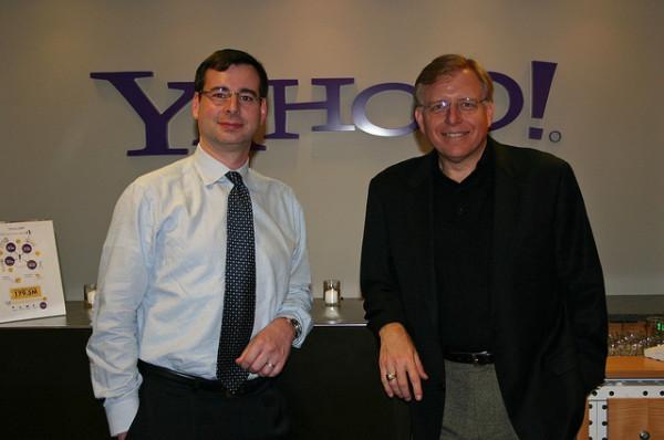David Hantman (Left)