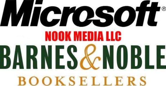 Microsoft and Barnes & Noble
