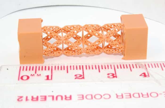 3D printed beams