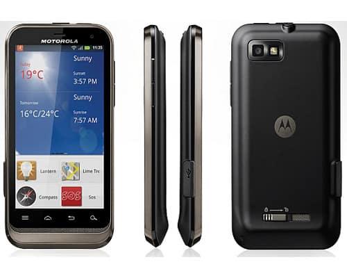 Motorola DEFY XT XT556-TTJ-1