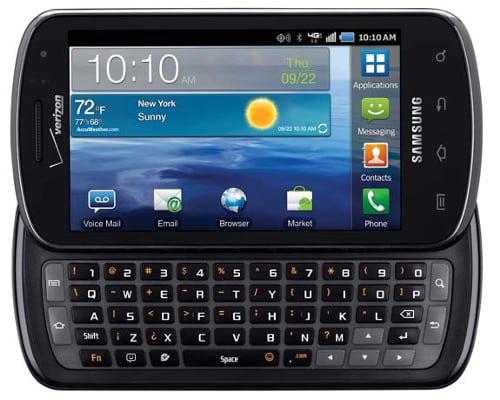 Samsung Galaxy Metrix 4G SCH-I405