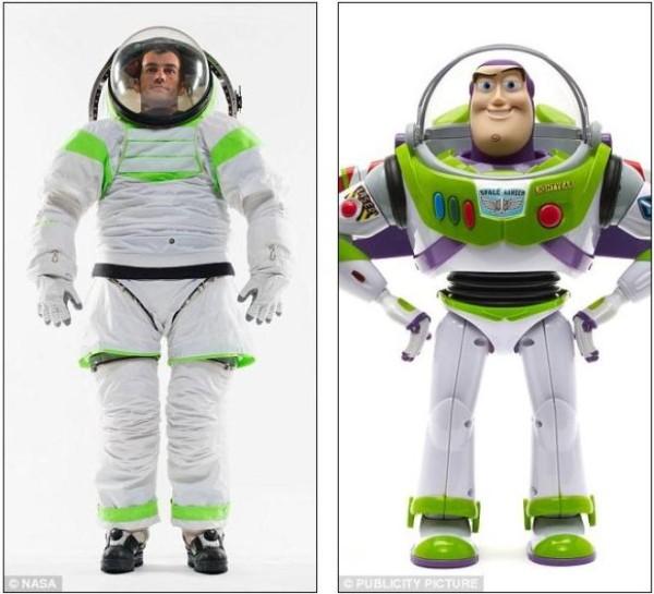 Upcoming Spacesuit Of NASA