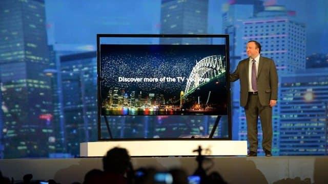 110-inch Samsung 4K TV