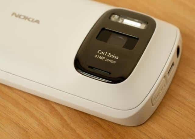 41MP Camera Equipped Nokia Windows Phone