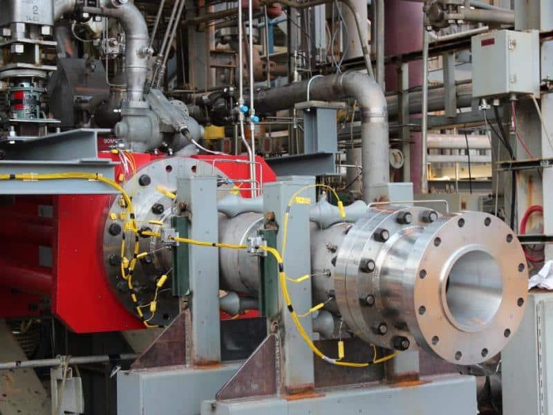 Gas Generator Of Saturn V F-1 Rocket Engine