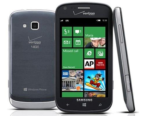 Samsung Ativ Odyssey I930,image credit:gsmarena.com
