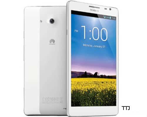Huawei Ascend mate TTJ-1