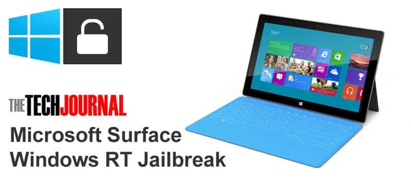 Surface rt jailbreak xdating