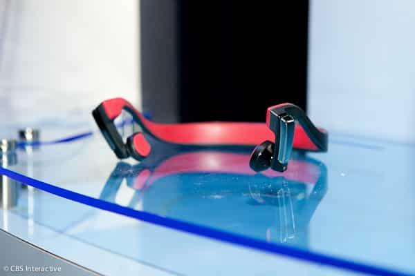 Panasonic Bone conduction headphones