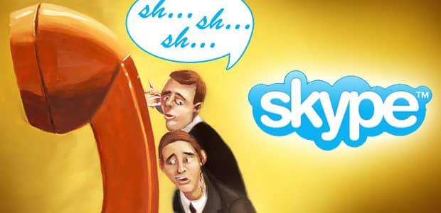 Skype wiretap