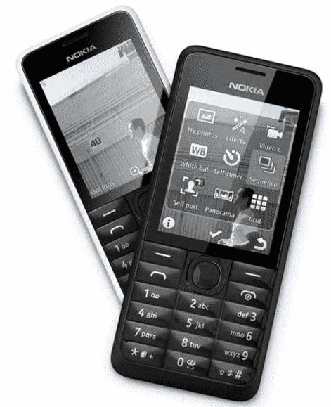 Nokia 301 - 1