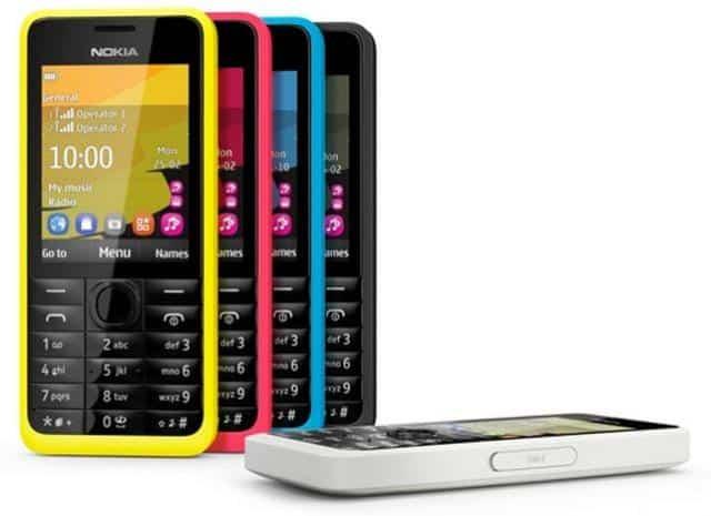 Nokia 301 - 3