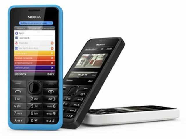 Nokia 301 - 4