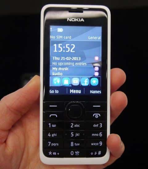 Nokia 301 - 5