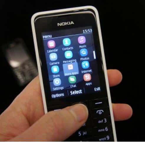 Nokia 301 - 6