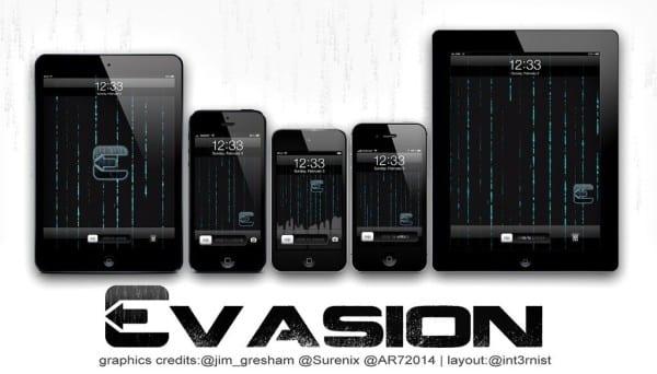 iOS 6 Jailbreak Evasi0n