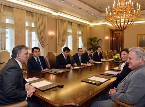 Turkey-Apple meeting