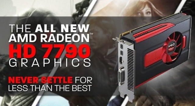 AMD Radeon HD 7790 Graphics Card