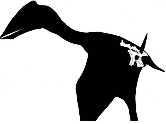 Flying Dinosaur, Pterosaur-2