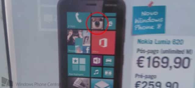Instagram Rumored To Be On Windows Phone